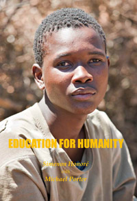 Book Cover - Education for Humanity
