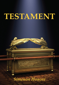 Book Cover - Testament (Out in 2019)