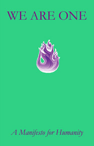Book Cover - We Are One