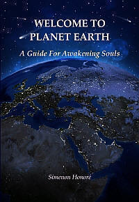 Book Cover - Welcome to Planet Earth